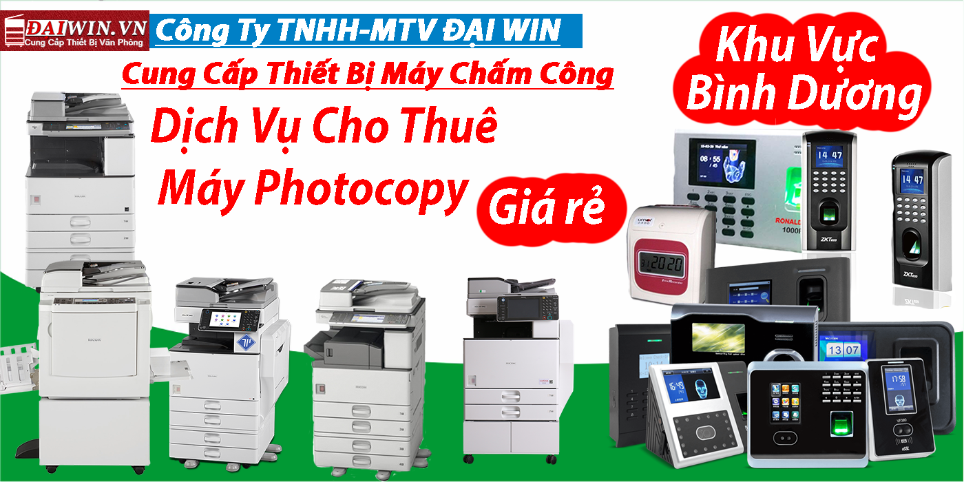Chám Công  Thuê Máy Photocopy